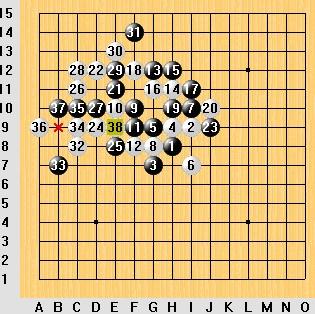 五子棋技巧八卦阵 五子棋八卦阵 五子棋八卦阵怎么摆